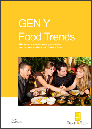 GenY Food Trends